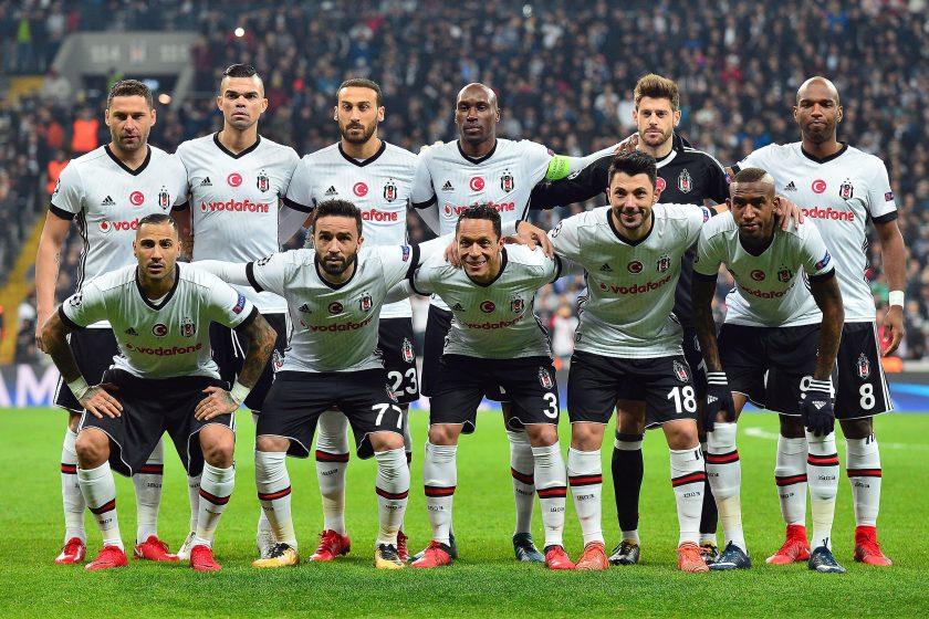 Bayern munich - Besiktas champions league