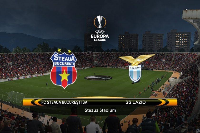 FCSB - Lazio europa league