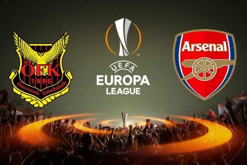 Ostersunds - Arsenal europa league prediction