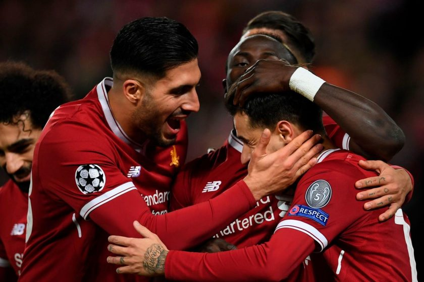 Porto - Liverpool soccer prediction