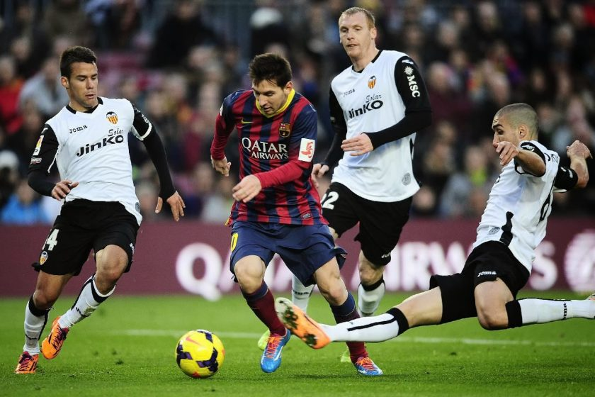 Valencia - Barcelona Soccer Prediction