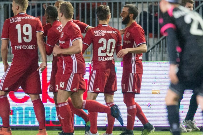 Almere City - Telstar Soccer Prediction