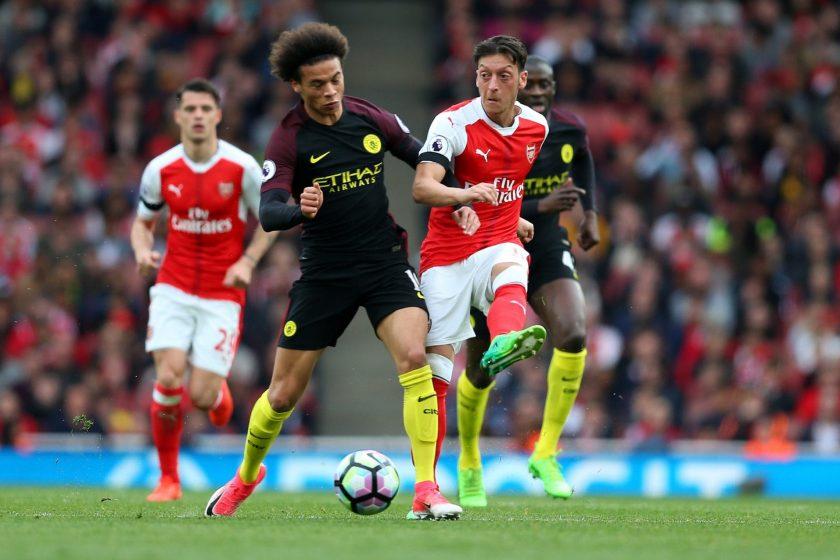 Arsenal – Manchester City – Premier League