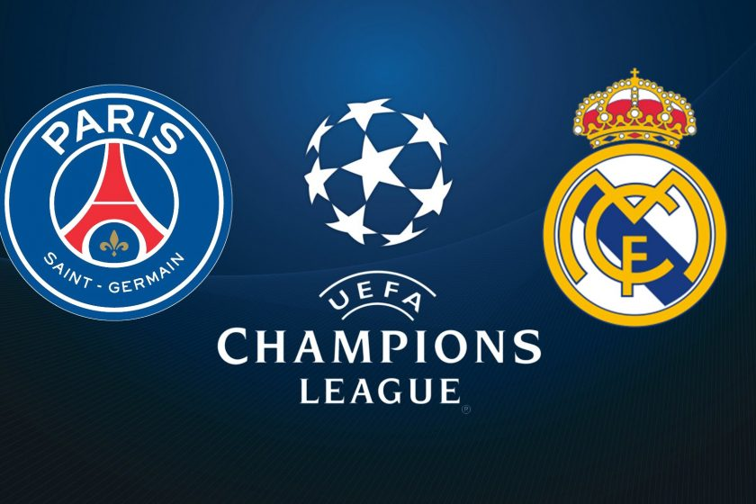 PSG - Real Madrid Champions League