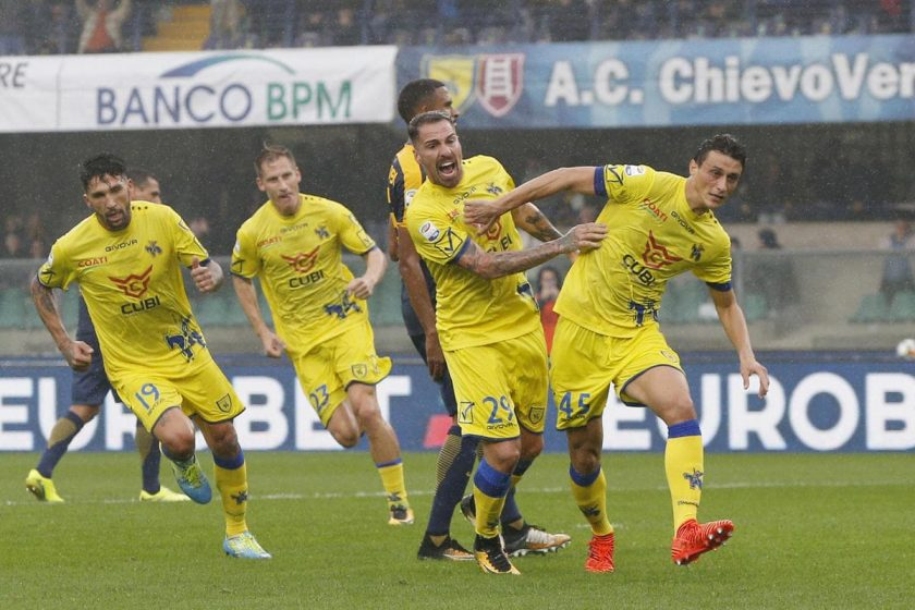 Soccer Prediction Hellas Verona - Chievo