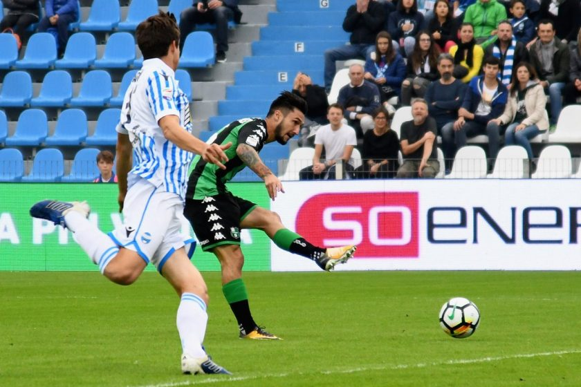 Soccer Prediction Sassuolo - Spal
