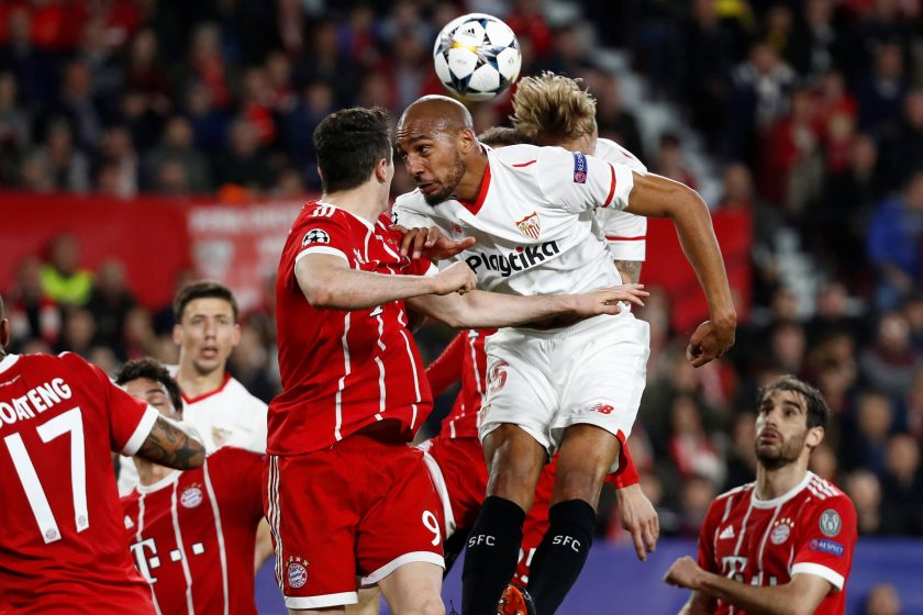 Bayern Munich - Sevilla Champions League