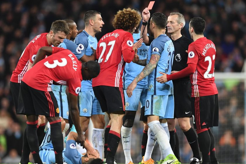 Manchester City - Manchester United Betting Prediction