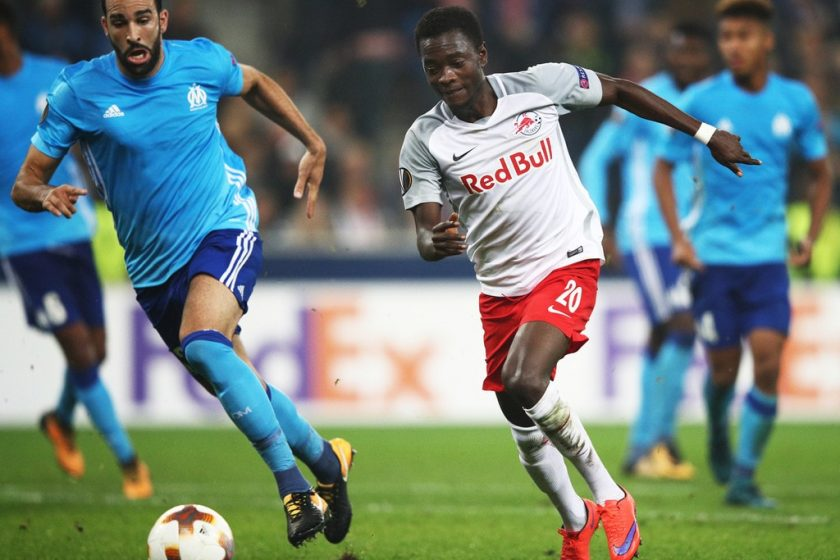 Marseille - Red Bull Salzburg Europa League