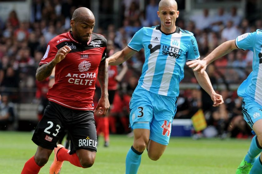 EA Guingamp - Marseille Betting Prediction