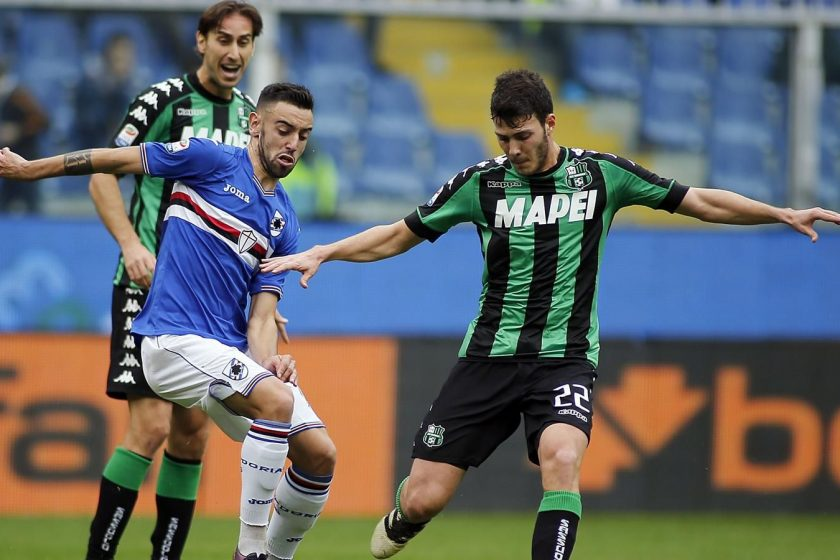 Sassuolo - Sampdoria Betting Prediction