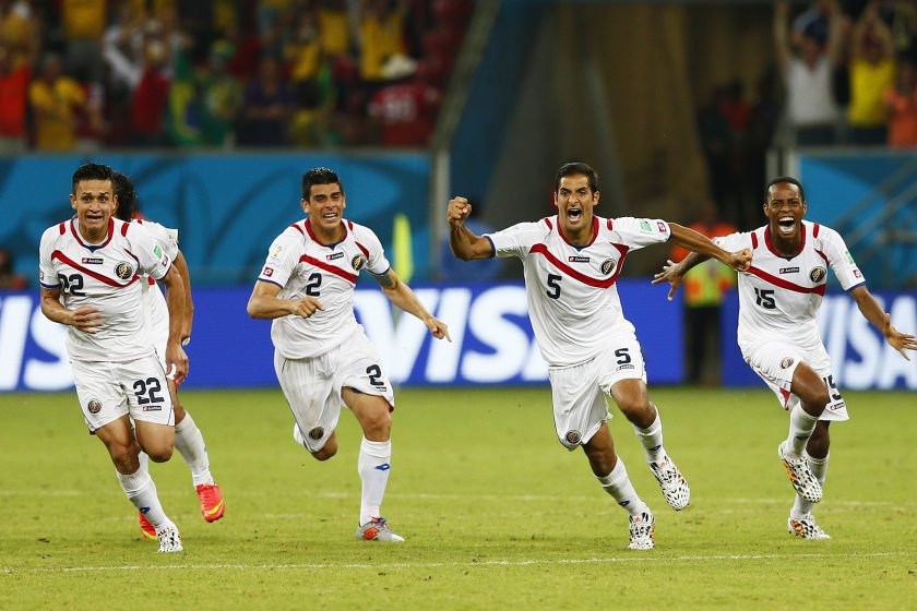 World Cup Prediction Brazil - Costa Rica
