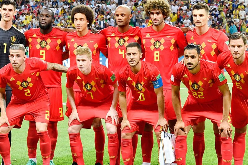World CUP Prediction Belgium - England