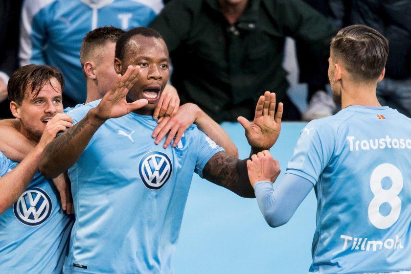 Drita - Malmo FF Champions League