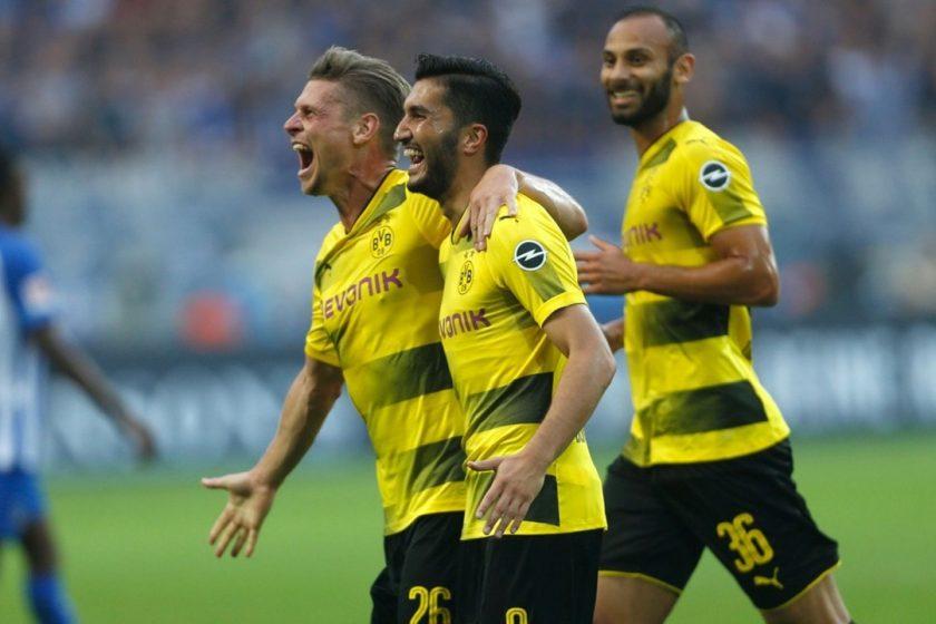 Borussia Dortmund vs Hertha Berlin Football Prediction