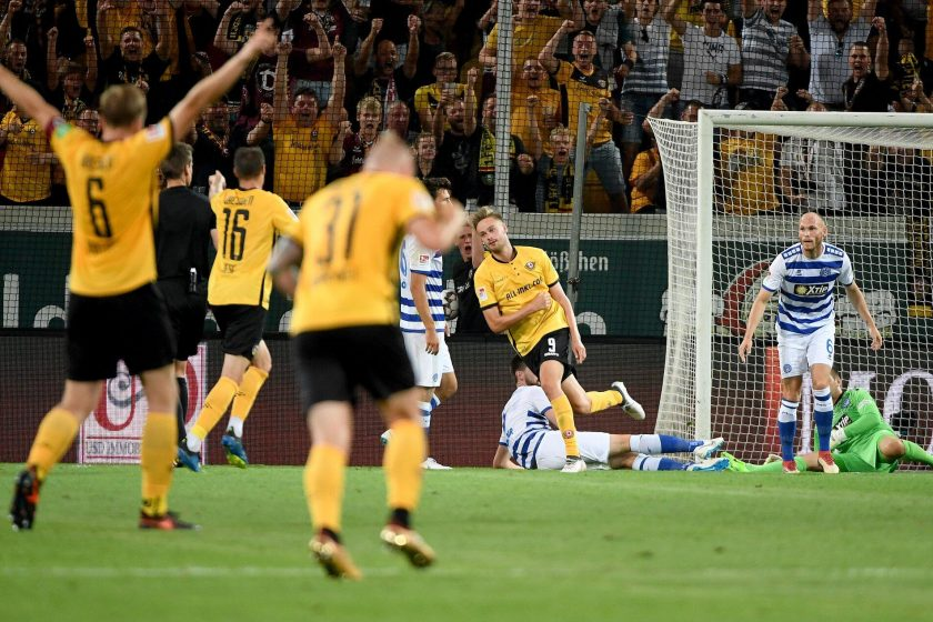 Betting Prediction Dynamo Dresden vs Erzgebirge Aue