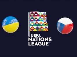 UEFA Nations League Ukraine vs Czech Republic