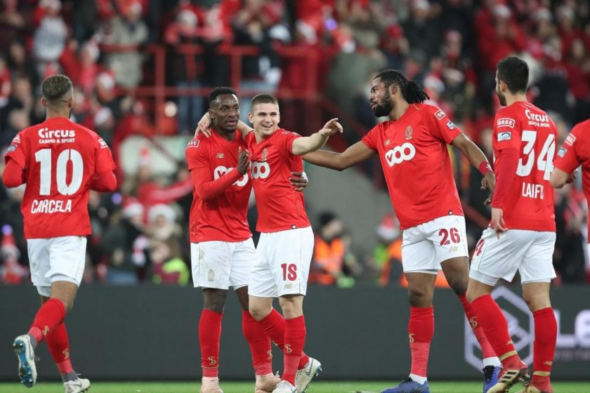 Antwerp vs Standard Liege Football Prediction