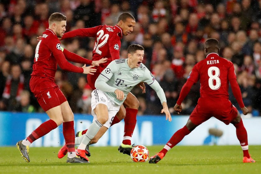 Bayern Munich vs Liverpool Betting Predictions
