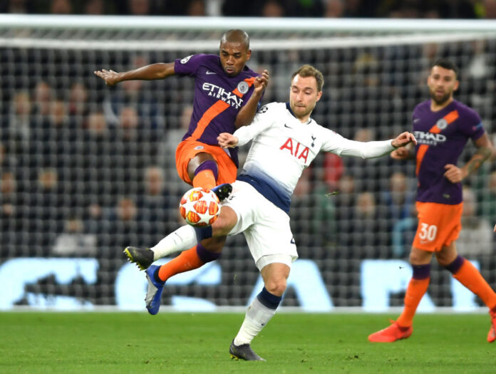 Manchester City vs Tottenham Free Predictions