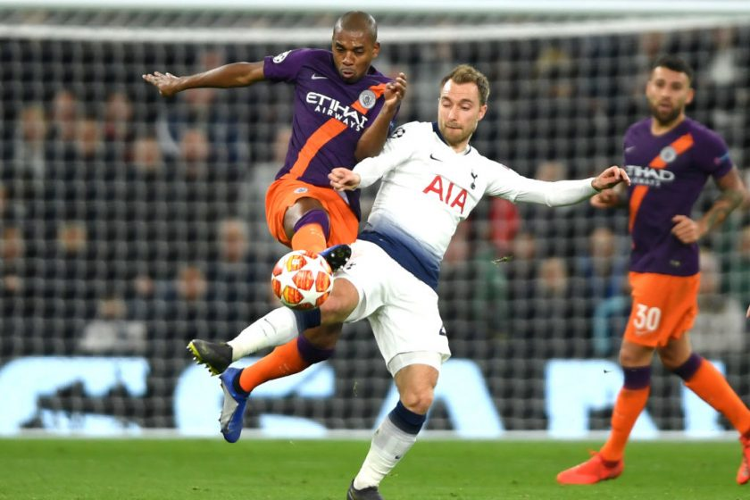 Manchester City vs Tottenham Free Predictions