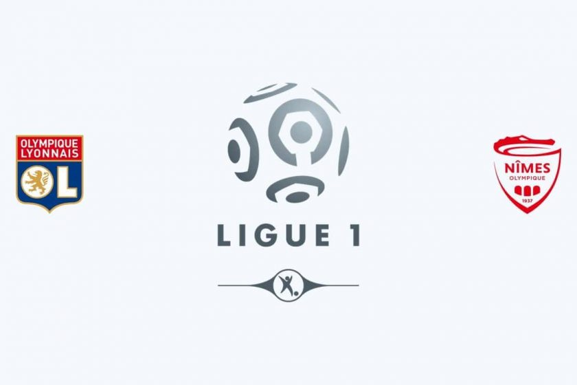 Nimes Olympique vs Lyon Betting Predictions