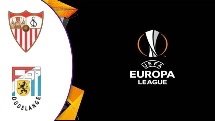 Sevilla vs Dudelange Betting Tips and Odds