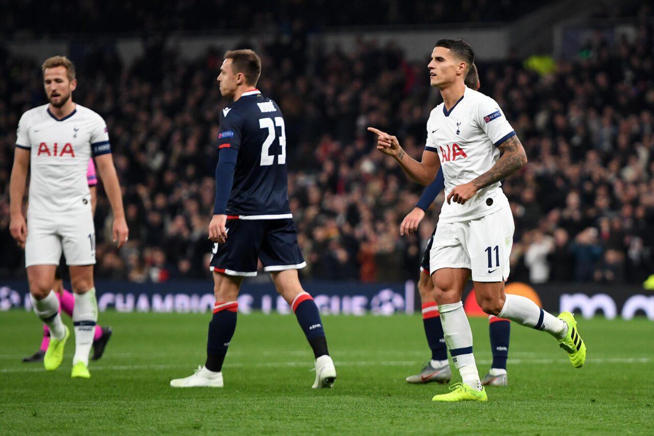 R.S. Belgrade vs Tottenham Free Betting Tips