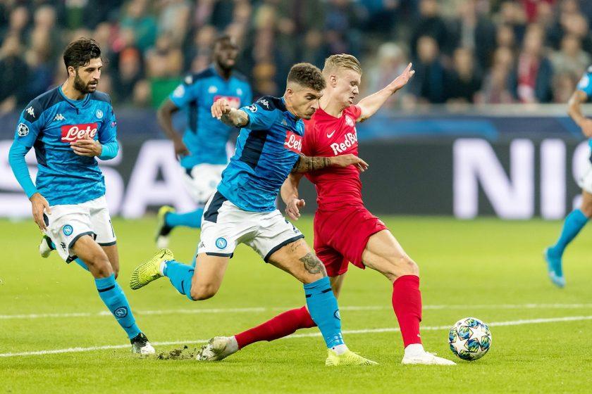 SSC Napoli vs Salzburg Free Betting Tips