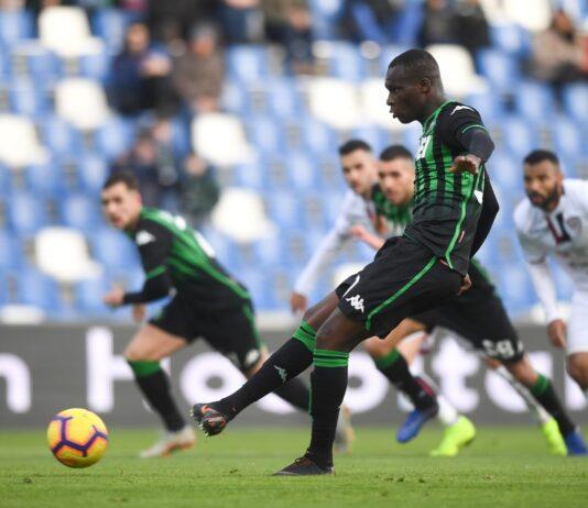 Sassuolo vs Cagliari Free Betting Tips