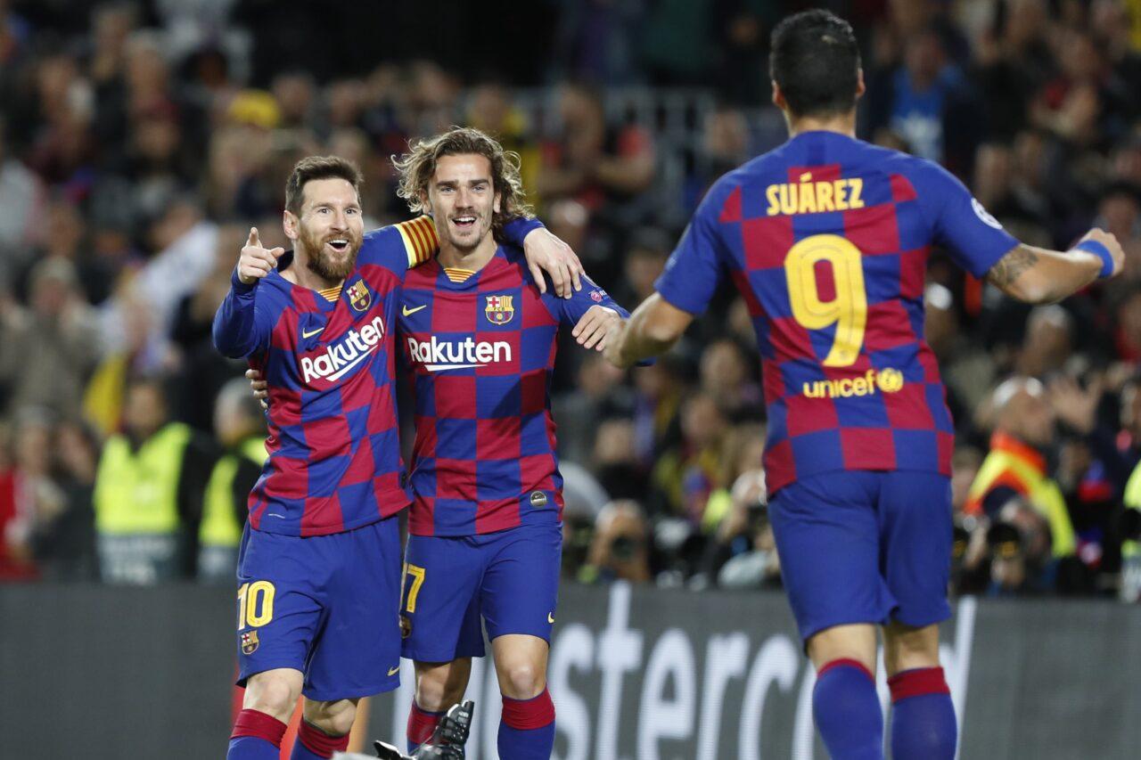 Barcelona Vs Athletico