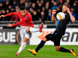 Manchester United vs Club Bruges Free Betting Tips