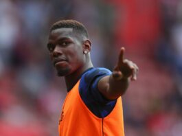 Real Madrid 'wink' to Paul Pogba