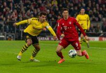 Borussia Dortmund vs Bayern Free Betting Tips