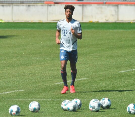 Coman coveted by Barcelona, Real Madrid and City