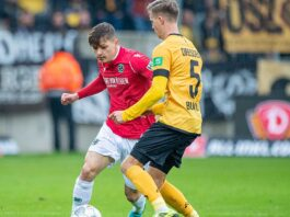 Hanover vs Dynamo Dresden Free Betting Tips