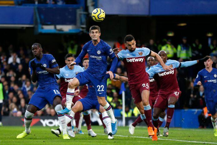 West Ham vs Chelsea Free Betting Tips