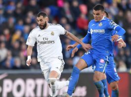 Real Madrid vs Getafe Free Betting Tips